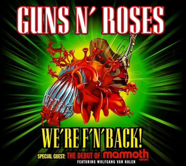 Guns N' Roses Tour